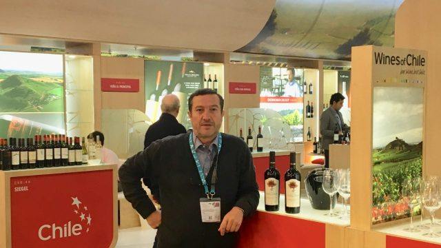 Prowein Fair in Germany