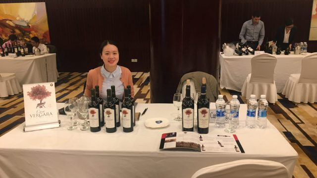 Introducing wines in China